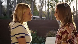 Xanthe Canning, Piper Willis in Neighbours Episode 8012
