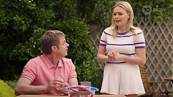 Gary Canning, Xanthe Canning in Neighbours Episode 8012