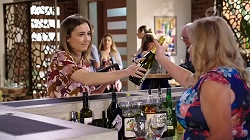 Piper Willis, Sheila Canning in Neighbours Episode 8012