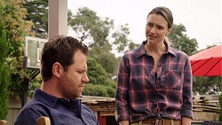 Shane Rebecchi, Amy Williams in Neighbours Episode 8012