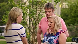 Xanthe Canning, Gary Canning, Sheila Canning in Neighbours Episode 8012
