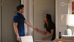 Ned Willis, Bea Nilsson in Neighbours Episode 8012