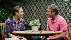 Amy Williams, Gary Canning in Neighbours Episode 8013