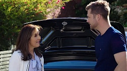 Fay Brennan, Mark Brennan in Neighbours Episode 8013