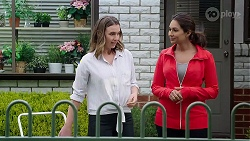Amy Williams, Dipi Rebecchi in Neighbours Episode 8013