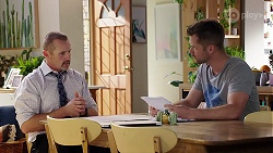 Toadie Rebecchi, Mark Brennan in Neighbours Episode 8013