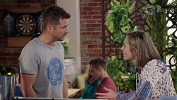 Mark Brennan, Sonya Mitchell in Neighbours Episode 8013