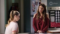 Chloe Brennan, Elly Conway in Neighbours Episode 8014