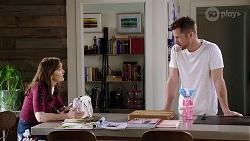 Fay Brennan, Mark Brennan in Neighbours Episode 8015