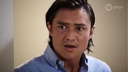 Leo Tanaka in Neighbours Episode 8015