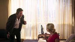 Raymond Renshaw, Delaney Renshaw in Neighbours Episode 8016