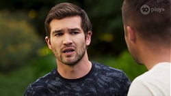 Ned Willis, Mark Brennan in Neighbours Episode 8016