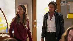 Elly Conway, Raymond Renshaw in Neighbours Episode 8016