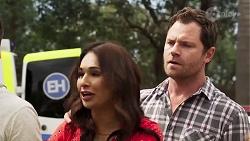 Dipi Rebecchi, Shane Rebecchi in Neighbours Episode 8017