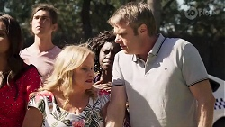 Sheila Canning, Gary Canning in Neighbours Episode 8017