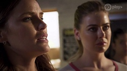 Elly Conway, Chloe Brennan in Neighbours Episode 8017