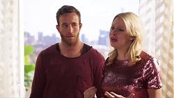 Mannix Foster, Delaney Renshaw in Neighbours Episode 8019