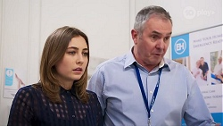 Piper Willis, Karl Kennedy in Neighbours Episode 8019