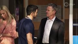 David Tanaka, Paul Robinson in Neighbours Episode 8019