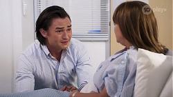 Leo Tanaka, Terese Willis in Neighbours Episode 8019