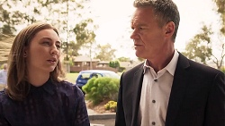 Piper Willis, Paul Robinson in Neighbours Episode 8019