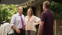 Toadie Rebecchi, Sonya Rebecchi, Gary Canning in Neighbours Episode 8020