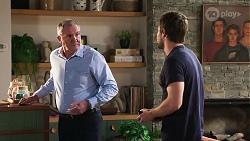 Karl Kennedy, Ned Willis in Neighbours Episode 8020