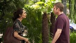 Dipi Rebecchi, Shane Rebecchi in Neighbours Episode 8020