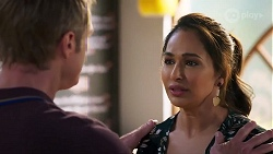 Gary Canning, Dipi Rebecchi in Neighbours Episode 8020