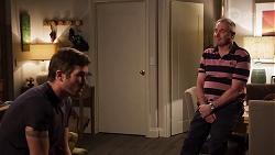Ned Willis, Karl Kennedy in Neighbours Episode 8020