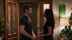 Ned Willis, Bea Nilsson in Neighbours Episode 8020