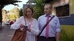 Sonya Rebecchi, Toadie Rebecchi in Neighbours Episode 8021