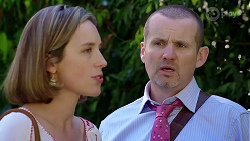 Sonya Mitchell, Toadie Rebecchi in Neighbours Episode 8021