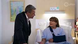 Paul Robinson, Terese Willis in Neighbours Episode 8022