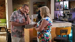 Toadie Rebecchi, Sheila Canning in Neighbours Episode 8023
