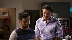 David Tanaka, Leo Tanaka in Neighbours Episode 8023