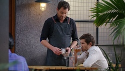 Shane Rebecchi, Ned Willis in Neighbours Episode 8024