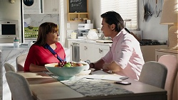 Terese Willis, Leo Tanaka in Neighbours Episode 8024