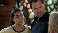 Yashvi Rebecchi, Shane Rebecchi in Neighbours Episode 8024