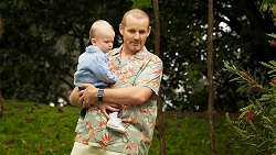 Hugo Somers, Toadie Rebecchi in Neighbours Episode 8025