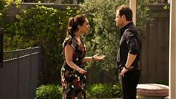 Dipi Rebecchi, Shane Rebecchi in Neighbours Episode 8025