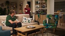Gary Canning, Sheila Canning in Neighbours Episode 8025