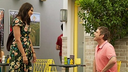 Dipi Rebecchi, Gary Canning in Neighbours Episode 8025