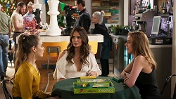 Chloe Brennan, Elly Conway, Melissa Lohan in Neighbours Episode 8026