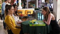 Chloe Brennan, Elly Conway, Melissa Lohan in Neighbours Episode 8027