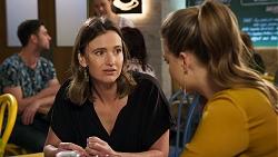Amy Williams, Chloe Brennan in Neighbours Episode 8027