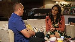 Toadie Rebecchi, Dipi Rebecchi in Neighbours Episode 8027