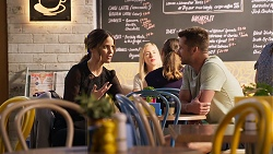Elly Conway, Mark Brennan in Neighbours Episode 8027