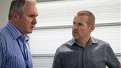 Karl Kennedy, Toadie Rebecchi in Neighbours Episode 8027