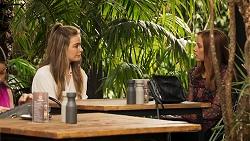 Chloe Brennan, Melissa Lohan in Neighbours Episode 8027